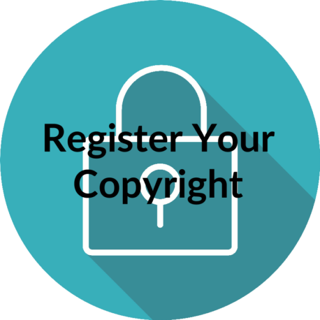 Single item copyright registration. The copyright registration will last for 10 years. You can register plays, scripts, synopses, books, musical compositions, logos or any other type of creative work.