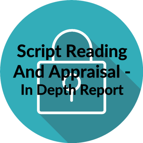 Script Reading and Appraisal In Depth Report